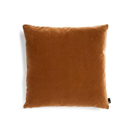 HAY Coussin décoratif Eclectic textile terre cuite 50x50cm