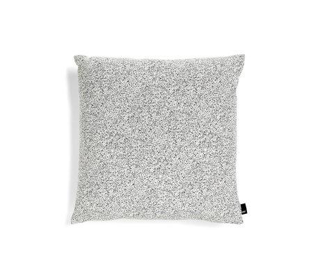 HAY Dekoratives Kissen Eklektisches beige Textil 50x50cm