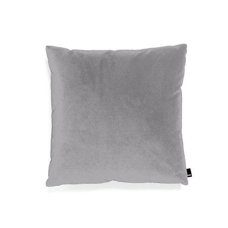 HAY Wurfkissen Eklektisches graues Textil 50x50cm
