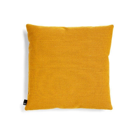 HAY Dekoratives Kissen Eklektisches gelbes Textil 50x50cm