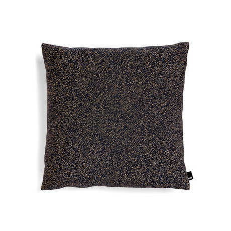 HAY Throw pillow Eclectic blue textile 50x50cm