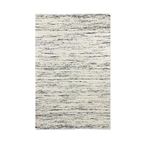 HK-living Teppich Retro mehrfarbige Wolle 180x280cm