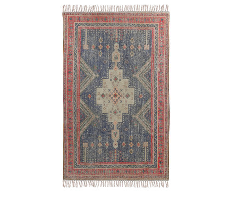 HK-living Tapis Overtufté textile multicolore 150x240cm