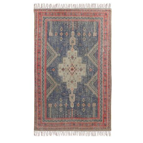 HK-living Rug Overtufted multicolour textile 150x240cm