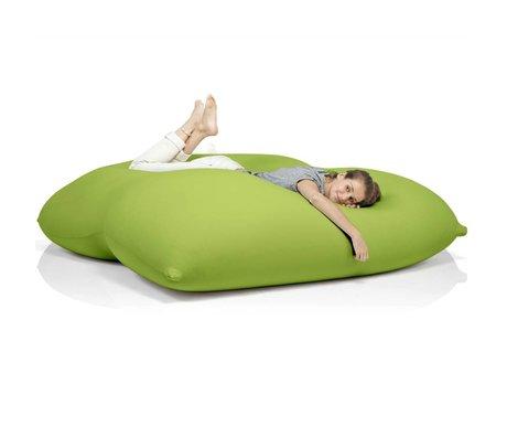 Terapy Beanbag Dino cotone verde 180x160x50cm 1400 litro