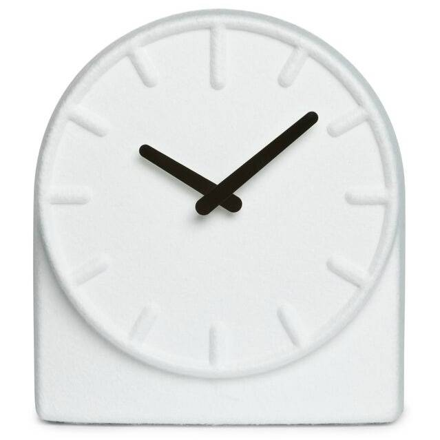 6e3b9a732 LEFF amsterdam Filt ur To hvid med sorte hænder 19,5x8x21cm ...