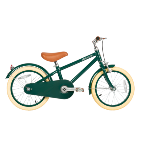 Banwood Kinderfahrrad Classic grün 99,5x23,5x56cm