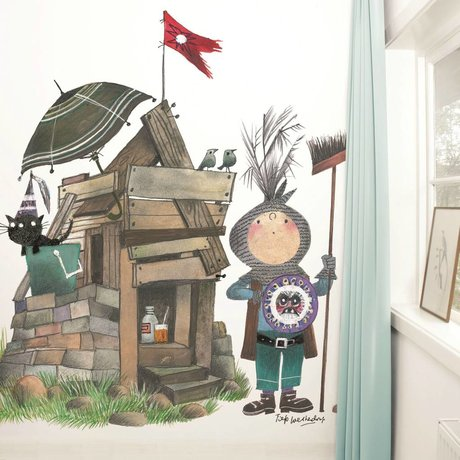 Kek Amsterdam Wallpaper Little Lord Mehfarbig Paperliners 243,5x280cm