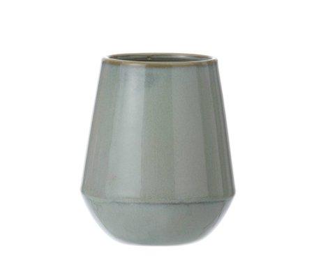 Ferm Living Becher Neu grau Stein glaziert ø10x9cm