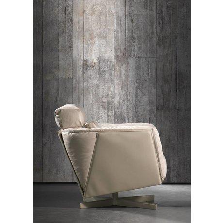 Piet Boon Wallpaper concreto mirada concrete2, gris, 9 metros