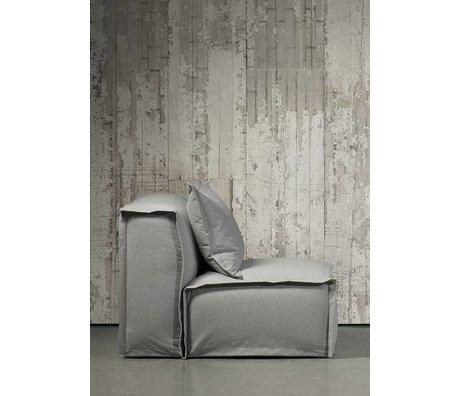 Piet Boon Wallpaper konkret se concrete6, grå, 9 meter