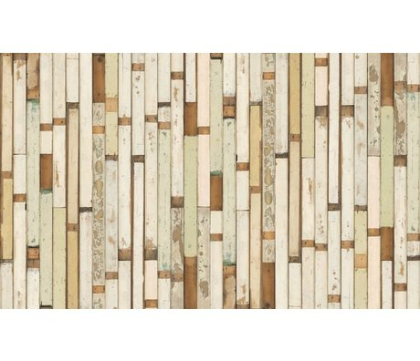 Piet Hein Eek Tapete Altholz 01