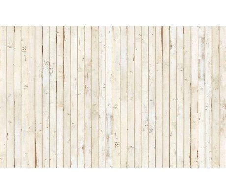 Piet Hein Eek Carta da parati di legno 08