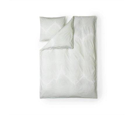 Normann Copenhagen Bedcover Drys hvid bomuld 140x200cm