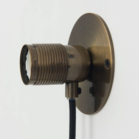 Frama Shop Wandlampe Frama bronzo Ø10cm