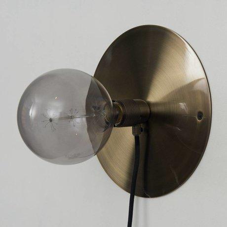 Frama Shop Wandlampe Frama Bronze Ø25cm