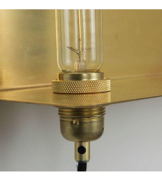 Frama Shop Lampada Da Parete A Parete 90 Oro Ottone Ottone 15x40x15cm Lefliving Com