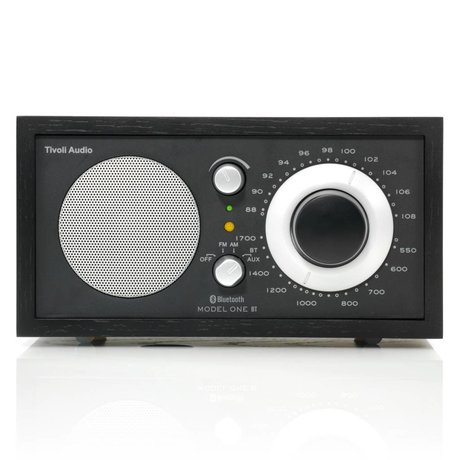 Tivoli Audio Shop Tischradio One Bluetooth schwarz 21,3x13,3xh11,4cm