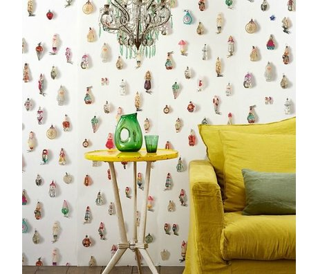 NLXL-Daniel Rozensztroch Wallpaper Weihnachten Multicolor 1000x48,7cm