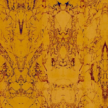 NLXL-Piet Hein Eek Wallpaper Gold Marble paper 81 gold 900x48,7cm