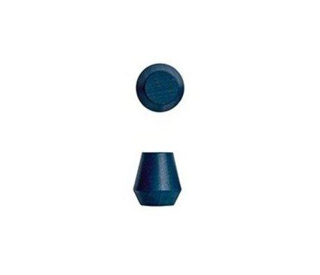 OYOY Parenthèses Saki ensemble de deux Ø2,3x2,5cm bois bleu