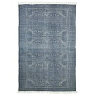 Housedoctor Carpet Iza gray white cotton 160x230cm