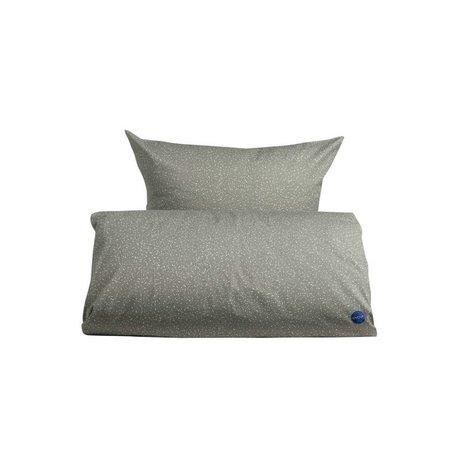 OYOY Duvet starry junior gray white cotton 100x140cm