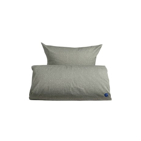 OYOY Duvet starry baby 70x100cm gray white cotton