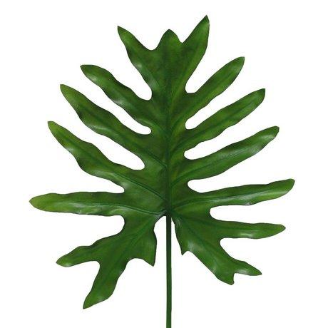 HK-living Philodendron arbre décoration 73cm