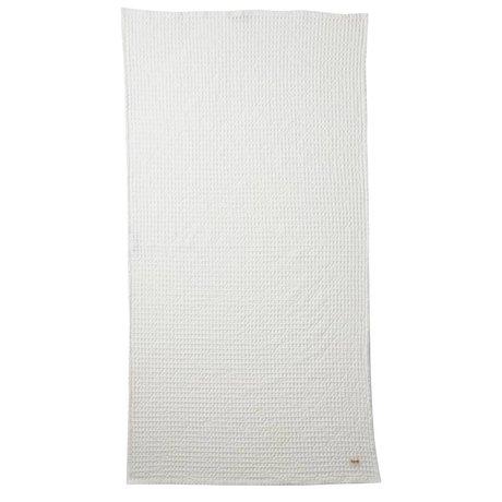 Ferm Living Organic white cloth textile 70x140cm
