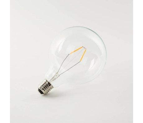 Zuiver Lampadina LED 13x13x19cm Globe