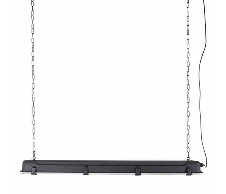 Zuiver GTA XL vedhæng lys sort, metallic sort 130x14x10cm
