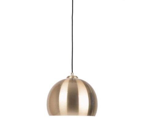 Zuiver Grande lampada a sospensione Glow ottone metallo Ø27x21cm