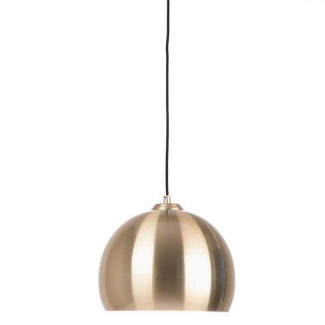 Zuiver Grande lumière pendante Glow Ø27x21cm laiton en métal