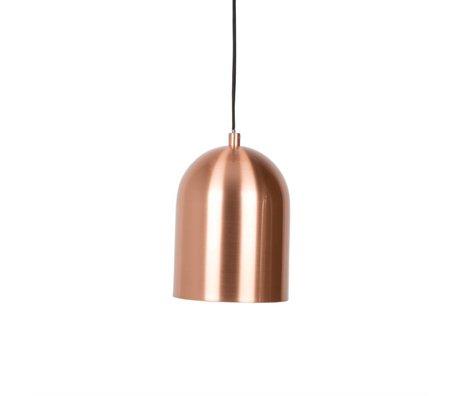 Zuiver Lámpara colgante Marvel cobre, hierro, cobre Ø15x21cm