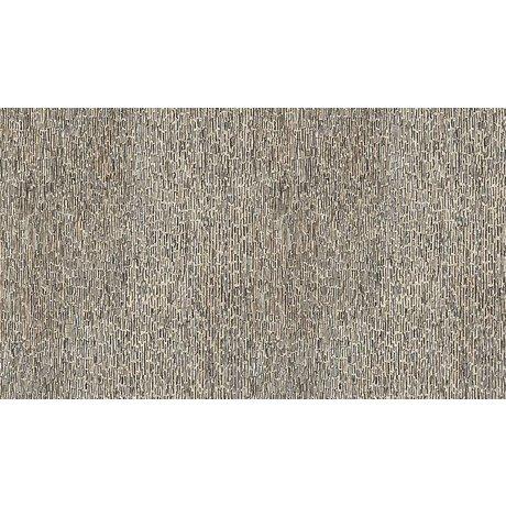 NLXL-Arthur Slenk Wallpaper 'Remixed 8' de papel, crema / negro, 900x48.7cm