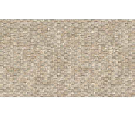 NLXL-Arthur Slenk Wallpaper 'Remixed 5' af papir, creme / sort, 900x48.7cm