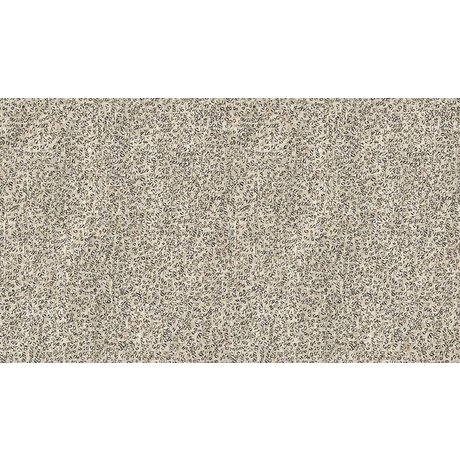 NLXL-Arthur Slenk Wallpaper 'Remixed 4' of paper, cream / black, 900x48.7cm