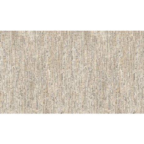 NLXL-Arthur Slenk Wallpaper 'Remixed 3' af papir, creme / sort, 900x48.7cm