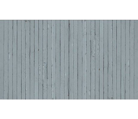 "Piet Hein Eek Wallpaper 'Scrapwood 12 ""paper, gray / blue, 900 x 48.7 cm"