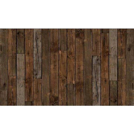 """Piet Hein Eek Wallpaper 'Scrapwood 10 """"-papir, brun, 900 x 48,7 cm"""