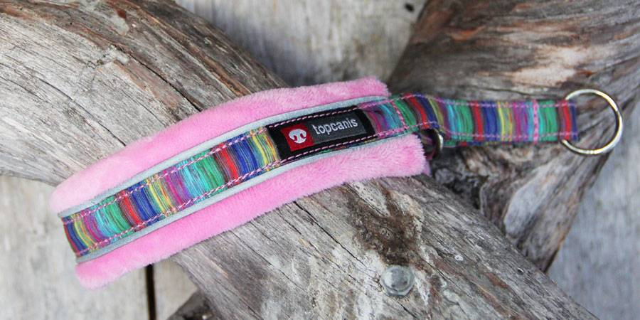 Nordiclights Halsband pink