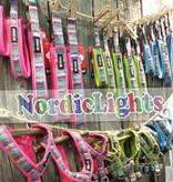 NordicLights mesh Halsband türkis