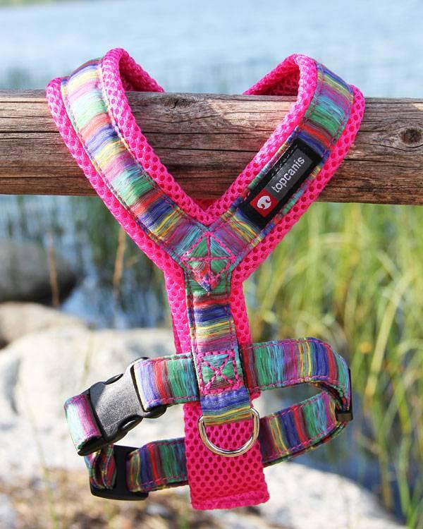 NordicLights Y Geschirr pinkki 45 cm