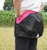 Working Dog Trainingsgürtel schwarz - pink