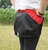 Working Dog Trainingsgürtel schwarz - rot