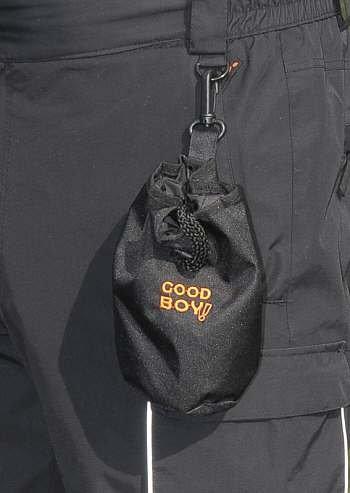 GoodBoy! Damen Funktions-Regenhose BJERRE in schwarz
