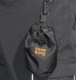 GoodBoy! Herren Funktions-Regenhose BJERRE in schwarz