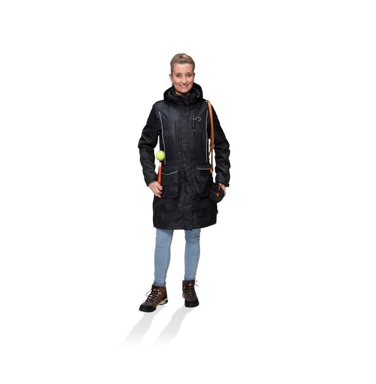 new styles 4797b 915e3 GoodBoy!Damen 3 in 1 Jacke ELEV in Farbe schwarz