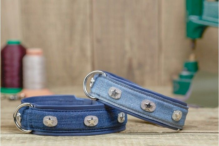 "Halsband ""Bluejeans"""